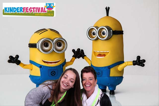 Kinderfestival 2017 Greenwall