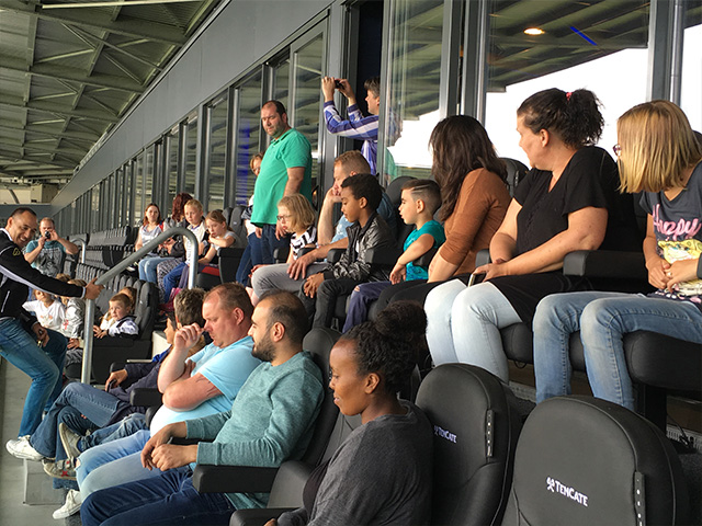 Rondleiding Heracles 2016